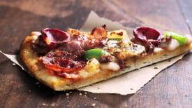 Как приготовить пиццу на тонком тесте